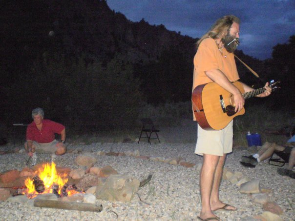 Campfire Concerts in the Park