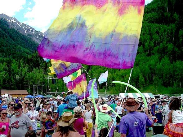 Telluride Blues Festival, Colorado, Music, Outdoors, Rock, Acoustic, Pop, Country