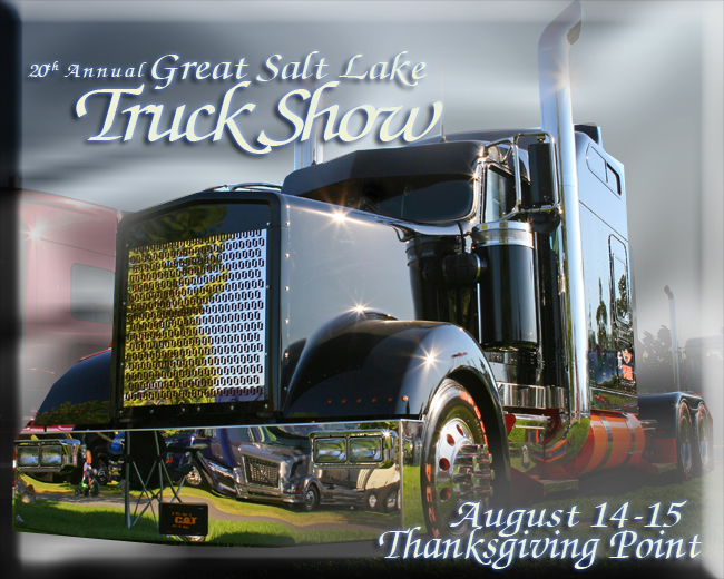 Truck Show Thanksgiving Point