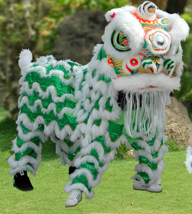 Vietnamese Lion Dance
