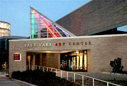 Salt Lake Art Center, Salt Lake county, Downtown, Art Gallery, Museum, Mixed Media, Film Sundance Film Festival, Free, Children's Activities