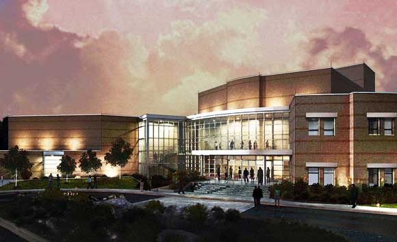 Opening in February 2011, CenterPoint Legacy Theatre is bringing Broadway