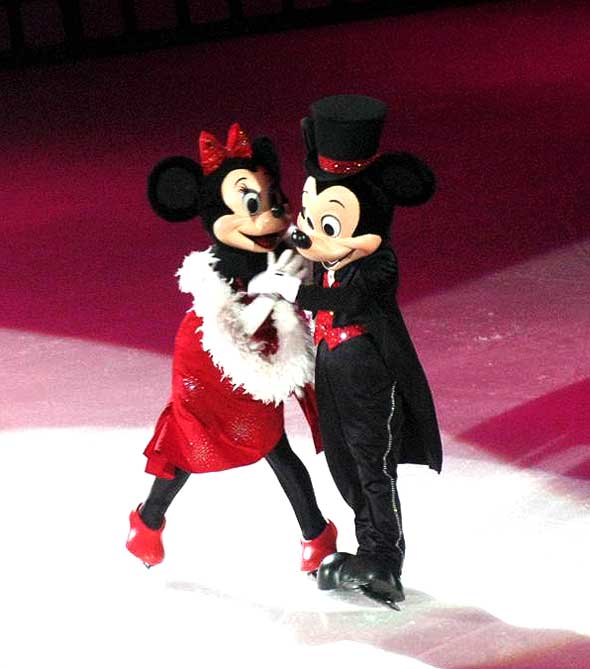 Disney On Ice, Salt Lake City, Utah