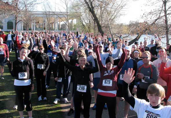 Thanksgiving Day Run for Fitness
