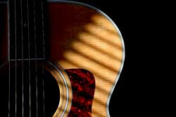 Acoustic Music, Guitar, Concert Series