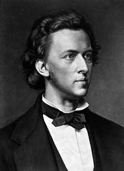 Chopin, Frederic Composer