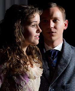 Romeo and Juliet, BYU, Brigham Young University, Theatre