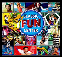 Classic Fun Centers, Sandy, Layton and Orem Utah