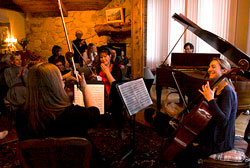 The Winter Classics Music Festival, Chamber Music, Classical Music, Park City, Summit County, Salt Lake city, Utah