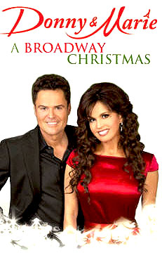 "Donny & Marie Osmond ""A Broadway Christmas"", Utah Celebrities, Las Vegas, Holiday, Music, Event"