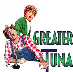 Greater Tuna, Wasatch Theatre Company, Rose Wagner, Salt Lake City Utah, Comedy, Theater, Theatre, Play