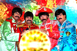 Imagine - Remembering The Fab Four, Beatles, Park City, Utah, Egyptian Theatre Company, Musical, Comedy