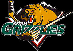 Utah Grizzlies Hockey, Salt Lake City, Ice Hockey, New Years Game, Family