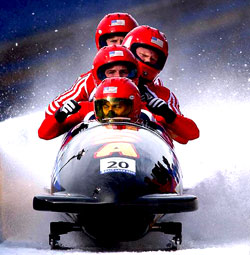 Bobsledding, FIBT Bobsled and Skeleton Championships, Federation Internationale de Bobsleigh, Park City, Utah, Olympic Park, Winter Activities