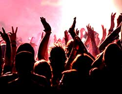 Music Concerts, Outdoors, Canyons Resort, Park City, Utah, Skiing, Snowboarding, Party, Outdoors