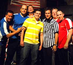 ComedySportz Improv Team Members, Provo, Utah, Red vs Blue, BYU vs UoU, Brigham Young University, University of Utah, LDS, Family, Mormon, Latter Day Saints, Utah County, Utah Valley
