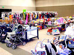 Utah All Kids Sale, Vendor Children's Items, Consigned Items, Sandy, Utah, South Towne Expo Center, Salt Lake City