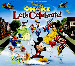 Disney on Ice - Let's Celebrate!, Energy Solutions Arena, Salt Lake City, Utah, Family Special Event, Entertainment, Music, Dancing