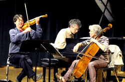 Free Sunday Faculty Music Recitals, University of Utah, Libby Concert Hall, Salt Lake City, Utah, Chamber music, Classical