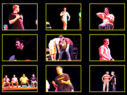 Quick Wits Comedy Improv Troupe, Midvale Main Street Theatre, Utah