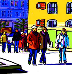 Downtown Gallery Stroll, Salt Lake City, Utah, Free, Art Galleries, Art Exhibits, Visual Arts