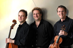 Vienna Piano Trio, Chamber Music Society, University of Utah, Salt Lake City, Utah, Concert, Classical Music