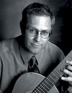 Lawrence Green - Classical Guitarist, Teacher, Jazz, Chamber, BYU, Brigham Young University, Temple Square, Salt Lake City, Utah, Assembly Hall, concert