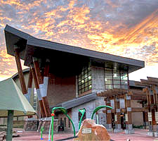 Basin Recreational Fieldhouse, Park City, Utah, Summit County, Wasatch Mountains, Hiking Trails