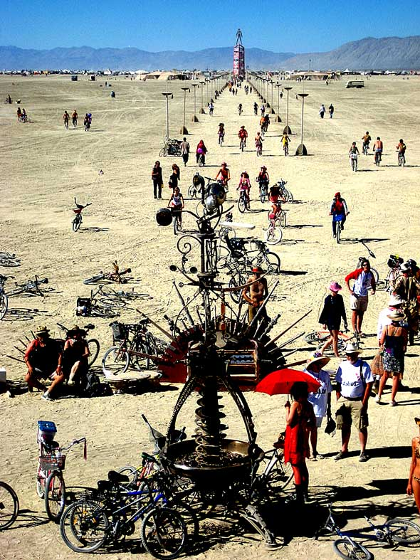 Burning Man Festival, Project, Nevada, Art Festival, Music, Arts & Crafts