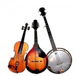 Fiddle, Mandolin, Banjo, Bluegrass Acoustic Music, Ogden, Utah Music Festival