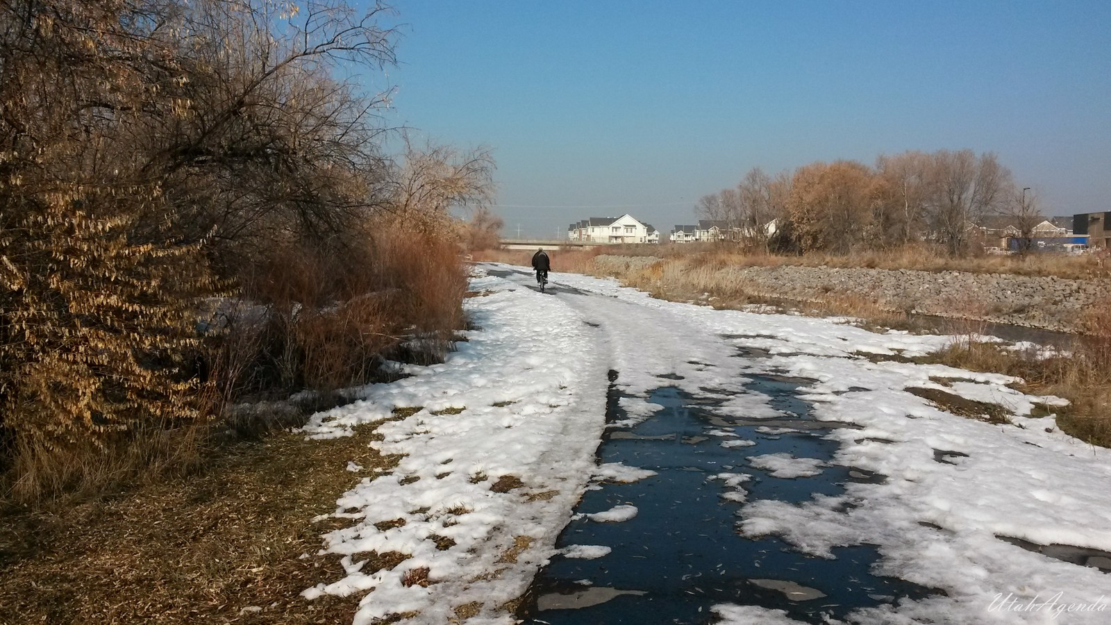 jordan river parkway trail � 7800 s to 6500 s � west