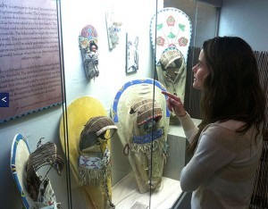 Nuchu-Voices-of-the-Ute-People,-Native-American,-Museum-of-Peoples-and-Culture,-BYU