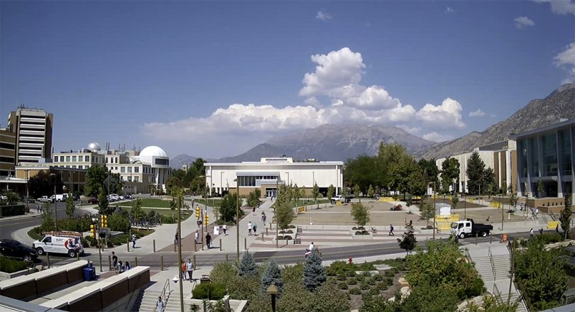 BYU Webcam Live